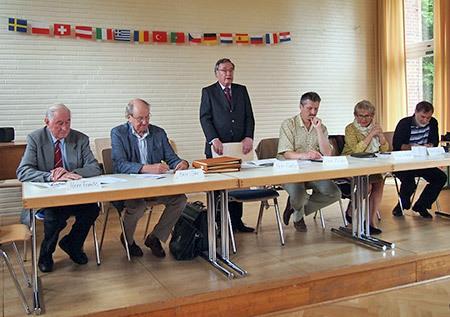 Mitgliederversammlung Forum Kollau 19.06.2014