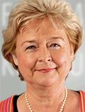 Barbara Ahrons, Schatzmeisterin Forum Kollau