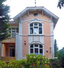 Alte Stadtvilla an der Holsteiner Chaussee