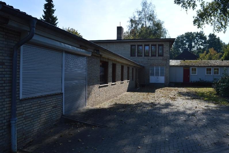 Geburtsstätte des Otto-Konzerns: Die Baracke am Riekbornweg