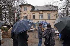 Die Lippert'sche Villa war im 19. Jahrhundert der Sommersitz einer reichen Familien, später der Sitz der Gemeindeverwaltung