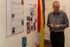 Ralf Marks hat die Lebensgeschichte seines Mannes dokumentiert.