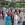 1. Juni 2014: Treffpunkt für über 100 Spaziergänger am U-Bahnhof Hagendeel