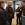 """Siegbert Rubsch, Hans Joachim Jürs, Klaus-Peter Heße und Pastor Daniel Birkner (v.l.) freuten sich sichtlich, dass den Schülern der 8.Klasse der Stadtteilschule Niendorf und ihren Lehrerinnen diese besondere Schulstunde """"vor Ort"""" gefallen hat."""
