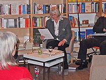 Lesung Maren Meisel Berthas Haus