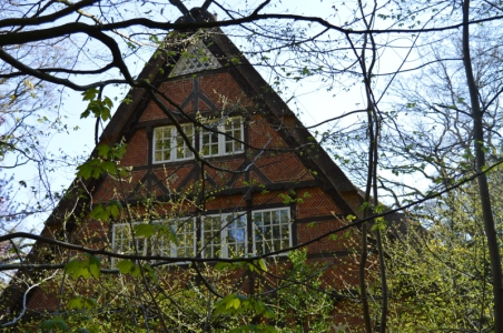 Das im Niedersachsen-Stil erbaute Fachwerkhaus des Viehkommissionärs Bolten war nur eine Station auf unserem Sonntagsspaziergang.