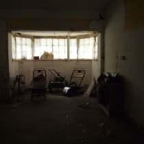 ... und zu Beginn der Renovierung